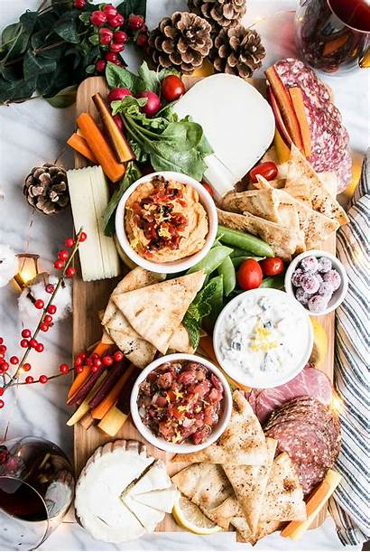 Charcuterie Board Cheese Pita Chips Appetizer Recipes