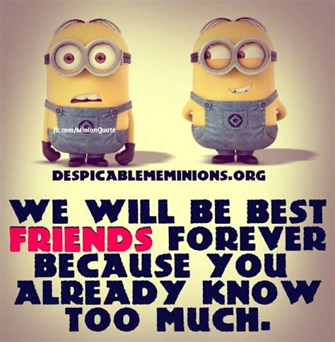 Joke For Tuesday June From Site Minion Quotes