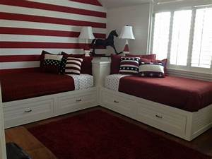 Twin Bed Ideas For Small Rooms Best 25 Two Beds On ...