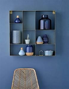 Grau Blaue Wand : blaue wand zimmer streichen ideen sch ne wandfarben blau mit besondere inspirationen ~ Watch28wear.com Haus und Dekorationen