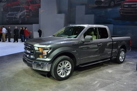2015 F-150 Aluminum Use Expanding To Rest Of Lineup