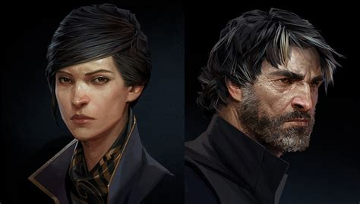 Dishonored 2 Wallpaper 1080p Dishonored 2 Screenshots Concept Art Gt Gamersbook