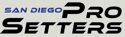 san diego pro setters home