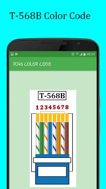 Color Code Cable Wiring For Android Apk Download