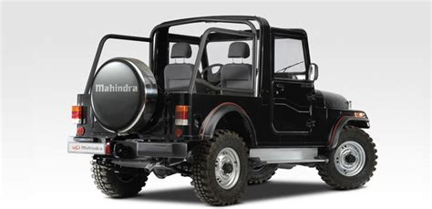 indian car mahindra mahindra thar review prices mileage 2015 specifications