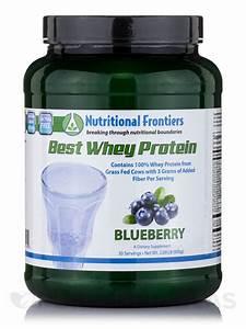 Best Whey Protein  Blueberry Flavor   950 Grams