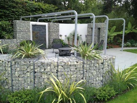 cloture decorative pour jardin mur et cl 244 ture gabion id 233 es pour le jardin en 33 photos
