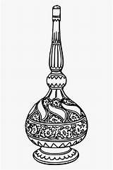 Perfume Bottle Coloring Cool Woodblock Egypt Clipart Clipartkey sketch template