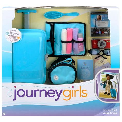journey girls travel set toys   toys   dolls dolls dolls pinterest plays
