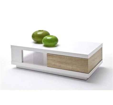table basse design ii blanc laqu 233 bois de ch 234 ne table basse taylors