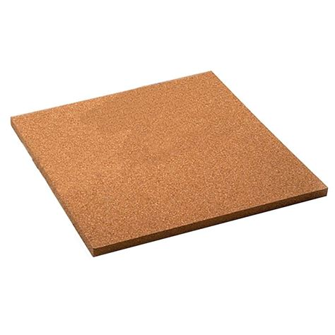 cork board wall tiles home depot 3 8 in x 2 ft x 4 ft cork panel 1506216 the home depot