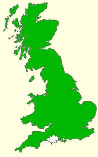 Similiar Outline Map Of Britain Keywords