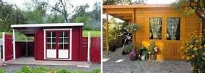 Schleppdach Selber Bauen : gartenhaus anbau selber bauen alles ber den bau ~ Michelbontemps.com Haus und Dekorationen
