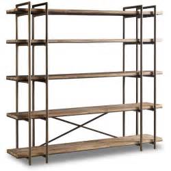 Industrial Etagere by Studio Organic Industrial Etagere Bookcase