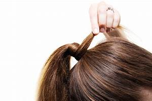 How to Make a Ponytail & Wrap Hair Around it | LEAFtv