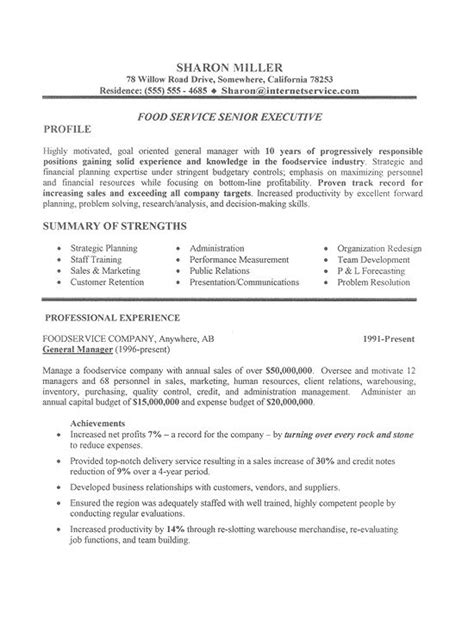 Executive Resume Template 2015 by 17 Best Ideas About Executive Resume Template On Executive Resume Resume Work And