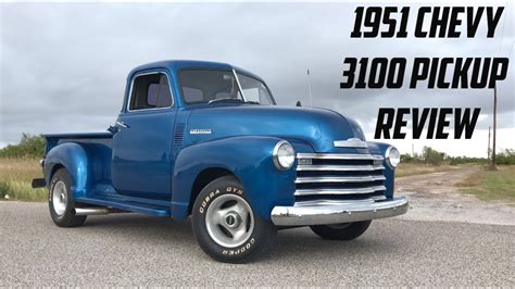 chevy  hot rod pickup review youtube