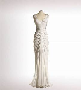 draped wedding gown josephine j mendel deco shop With draped wedding dress