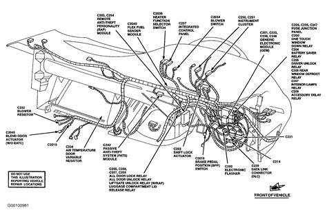 Mercury Sable Wagon Dohc Not