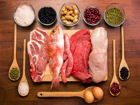 The Importance Of A Protein Rich Diet