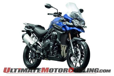 Triumph Recalls Explorer (xc) Adventure Motorcycles