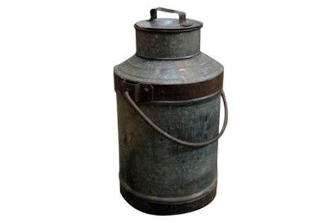 ancien pot a lait pot 224 lait grande taille ancien en m 233 tal
