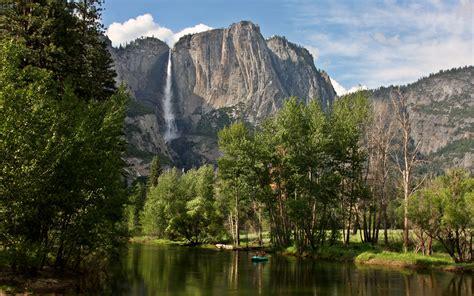 Free Yosemite Wallpaper The Swinging Bridge