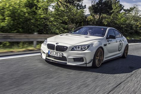 Bmw M6 Gran Coupe 4k Wallpapers bmw m6 gran coupe prior design tuning 4k ultra hd