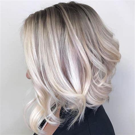 Ash Hairstyles Medium Hair by 10 Medium Length Hair Color Ideas 2020