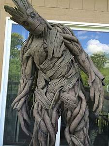 Check out this truly awesome Groot costume — Major ...