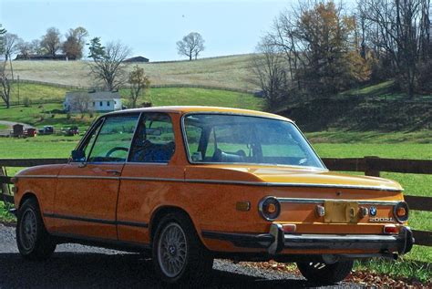 bmw tii colorado orange  great condition