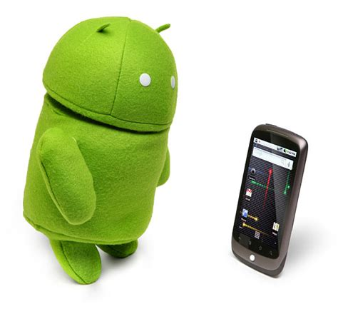 Android Plush Robot Thinkgeek