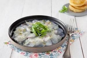 Atelier Saint Jacques : recette de blinis de pommes de terre carpaccio de noix de ~ Premium-room.com Idées de Décoration