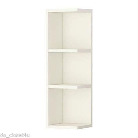 Ikea Corner Bathroom Cabinet by Ikea Corner Shelf Wall End Unit Cabinet Open Bathroom