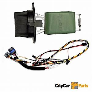 Peugeot 307 Wiring Loom Harness  U0026 Heater Blower Motor