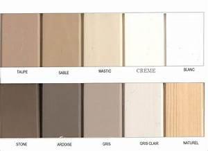 meubles en pin peints ou bruts With palettes de couleurs peinture murale 0 stilvoll palette de gris avec on decoration d interieur