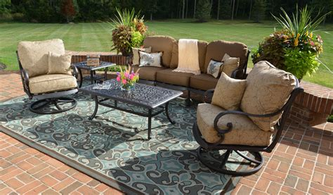 patio conversation sets without cushions patio designs