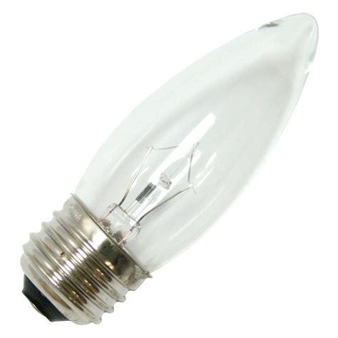 bulbrite 460540 kr40etc 32 b10 decor torpedo light bulb
