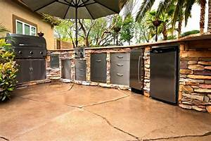 outdoor kitchens elite pavers of tampa bay With construire cuisine d ete