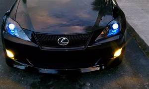 Headlight Blackout And Is-c Bumper Project