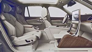 Volvo Xc90 Excellence : 2015 volvo xc90 excellence lounge concept youtube ~ Medecine-chirurgie-esthetiques.com Avis de Voitures