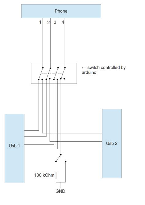 Throw Switch To Schematic Wiring Diagram by Arduino 5 Pole Throw Relay Electrical