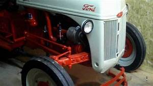 1945 Ford 2n Tractor