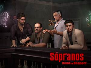 The Sopranos: Road to Respect (Game)