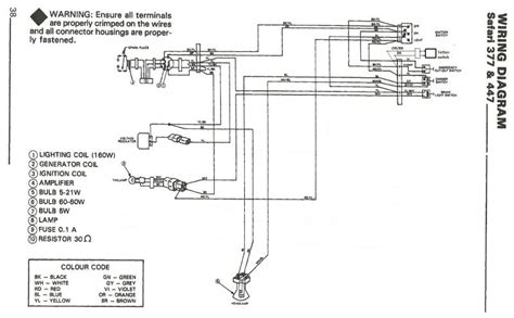Wire Diagram Dootalk by 1985 Ski Doo Safari 377 Wiring Diagram Wiring Diagram