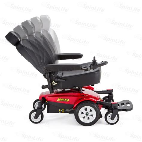 Jazzy Select Power Chair Accessories by Pride Jazzy Select 6 Power Wheelchair