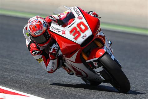 Takaaki Nakagami Announced As Second Lcr Honda