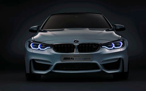 Bmw Lights by Wallpaper Bmw M4 Iconic Lights Concept 4k Bmw