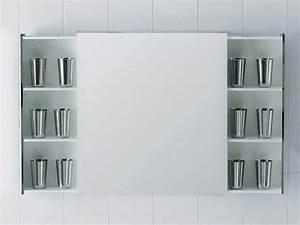 Regal Mit Spiegel : left right spiegel mit aufbewahrung by ceramica flaminia design ludovica roberto palomba ~ Markanthonyermac.com Haus und Dekorationen
