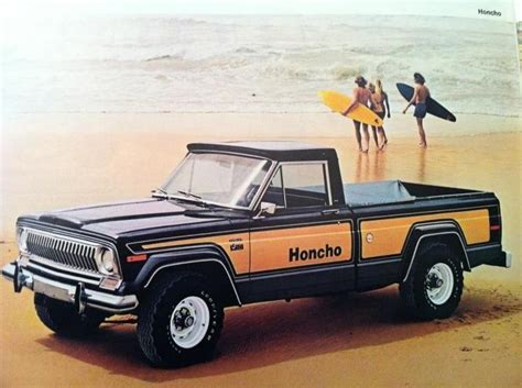 jeep honcho custom jeep honcho old trucks pinterest jeeps